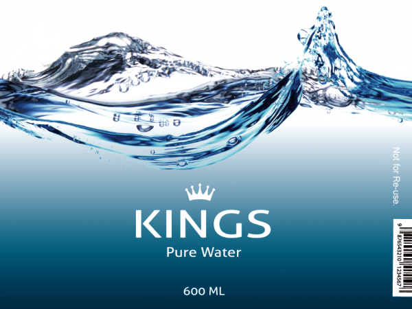Design – Kings Pure Water